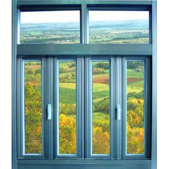 凤铝铝业 ZD50四折叠窗