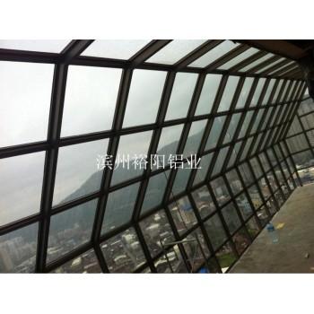 裕阳铝业 框架式(元件式)幕墙